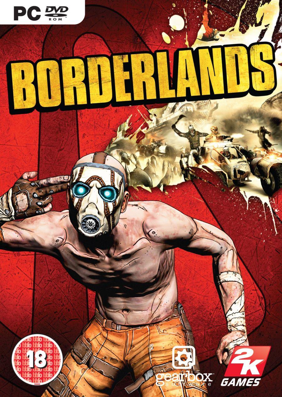 Borderlands hentai game porn galleries