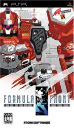 Armored Core Formula Front (NEEDS SERIAL