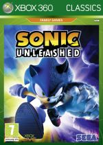 Sonic Unleashed - Classics Edition