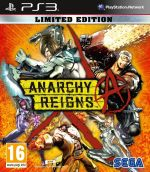 Anarchy Reigns [Limited Edition]