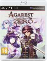 Agarest: Generations of War Zero - Standard Edition [PlayStation 3]