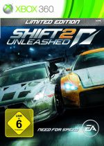 Need for Speed Shift 2 Unleashed [German Version]