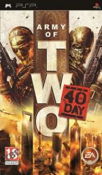 Army of Two: The 40th Day (PSP) [Sony PSP]