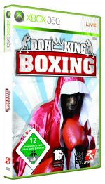 Xbox 360 Don King Boxing (German version)