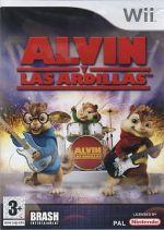 Alvin y las Ardillas [Spanish Import] [Nintendo Wii]
