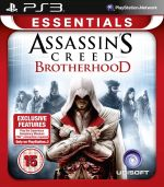 Assassin's Creed Brotherhood: PlayStation 3 Essentials [PlayStation 3]