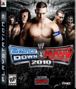 WWE Smackdown vs. Raw 2010 [PlayStation 3]