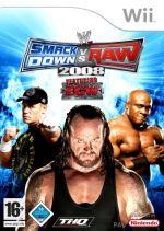 WWE Smackdown vs. Raw 2008 [German Version] [Nintendo Wii]