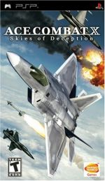 Ace Combat X: Skies of Deception / Game [Sony PSP]