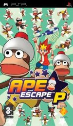 Ape Escape (PSP) [Sony PSP]