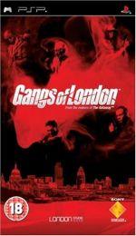 Gangs Of London (PSP) [Sony PSP]