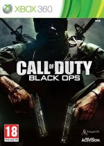 ACTIVISION JV - CALL OF DUTY BLACK OPS X360