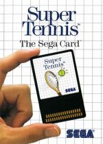 Super Tennis [Sega Card]