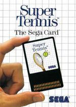 Super Tennis [Sega Card]