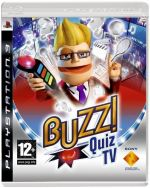 Buzz! Quiz TV (buzzers not included) [PlayStation 3]