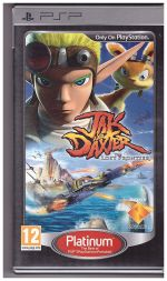 Jak and Daxter: The Lost Frontier [Platinum]
