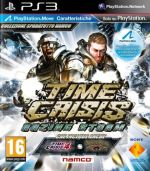 Time Crisis Razing Storm - Move Compatible [PlayStation 3]