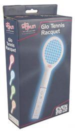 A4T Glo 4 Fun: Wii Tennis Racquet - Red (Wii) [Nintendo Wii]