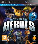 PlayStation Move Heroes - Move Required [PlayStation 3]