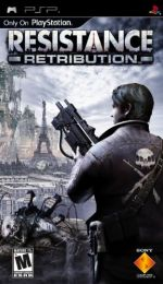 Resistance: Retribution (PSP) [Sony PSP]