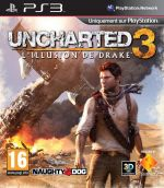 OFFICIAL UNCHARTED 3 METAL COMPASS CLIMBING STYLE [PlayStation 3]