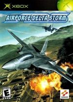 Air Force Delta Storm / Game [Xbox]