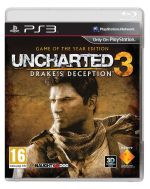 Uncharted 3 Drake's Deception: Game of the Year [PlayStation 3]