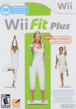 Wii Fit Plus - Game Only (Wii) [Nintendo Wii]