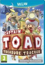 Captain Toad: Treasure Tracker (Nintendo Wii U) [Nintendo Wii U]