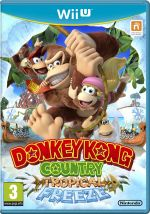 Donkey Kong Country: Tropical Freeze (Nintendo Wii U) [Nintendo Wii U]