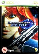 Perfect Dark Zero Limited Collector's Edition