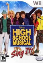 High School Musical Sing It-Nla [Nintendo Wii]