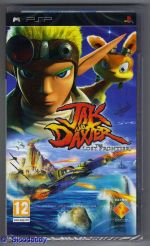 Jak and Daxter: The Lost Frontier (PSP) [Sony PSP]