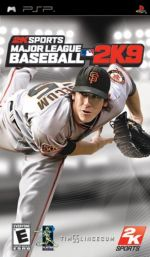 2K Sports Major League Baseball 2K9 [Sony PSP]