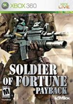 Activision Soldier Of Fortune Payback