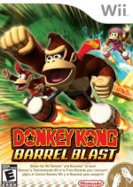 Donkey Kong Barrel Blast (Wii) [Nintendo Wii]