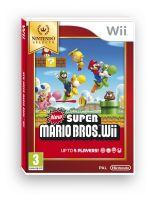 Nintendo Selects: New Super Mario Bros. Wii (Nintendo Wii) [Nintendo Wii]