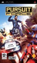 Pursuit Force (PSP) [Sony PSP]