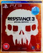 Resistance 3 Special Edition (PS3 Steelbook Game) [PlayStation 3]