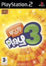 EyeToy Play 3 (Without Camera) (PS2) [PlayStation2]