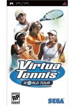 Virtua Tennis World Tour (PSP) [Sony PSP]