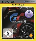 Gran Turismo 5 - Platinum [German Version] [PlayStation 3]