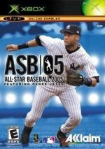 All Star Baseball 2005 / Game [Xbox]