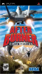 After Burner: Black Falcon / Game [Sony PSP]