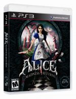 Alice Madness Returns TPS Video Game [PlayStation 3]