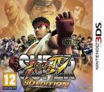 Super Street Fighter IV/4 3D Ed