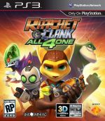 Ratchet and Clank: All for One