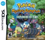 Pokémon Mystery Dungeon, Expl. Of Time