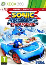 Sonic & All-Stars Racing Transformed [Limited Edition]