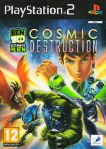 Ben 10 Ultimate Alien: Cosmic Destructio